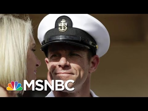 Navy Chief Fired After Opposing President Donald Trump On Navy SEAL | Velshi & Ruhle | MSNBC