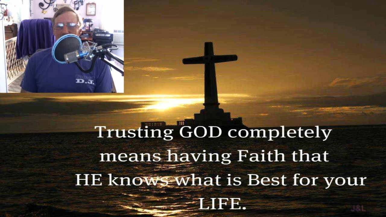 Words Of Wisdom For Today: Trust in God For Everything ...