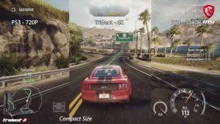 MSI Gaming desktop | Trident 3 GTX 1060 3G | 4K 60 FPS | What's the real gaming!?