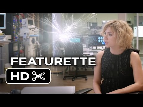 Lucy Featurette - The Mind's Ability (2014) - Scarlett Johansson Sci-Fi Action Movie HD streaming vf