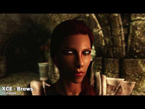 Skyrim Mods: Oblivion Realms, Dread Huntress Armor, Dragons Crown Sorceress
