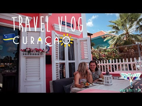 Hotspots & things to do in CURACAO ✈ TRAVEL VLOG #3