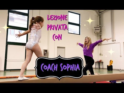 GYMNASTICS FOR YOUR BIRTHDAY: Coach Sophia