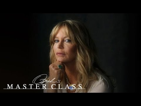 Goldie Hawn Recounts 'Weird' Audition That Turned Sexual | Oprah's Master Class | OWN