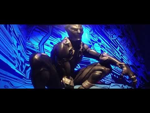 Marvel | Universe Of Super Heros | Telus World Of Science | Edmonton #shotpniphone
