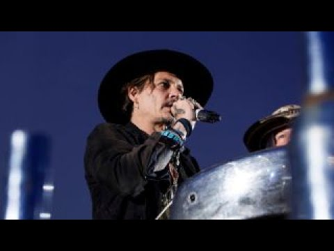 Johnny Depp comments about assassinating Trump show left is out of touch?