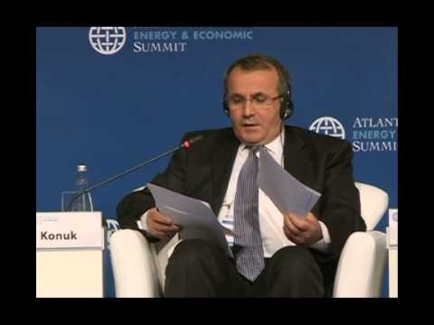 Energy & Economic Summit: Realizing Shah Deniz and the Southern Gas Corridor