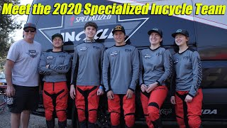 Meet the 2020 Specialized Incycle Team -Mountain Bike Action Magazine