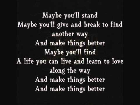 Alter Bridge - Isolation Lyrics