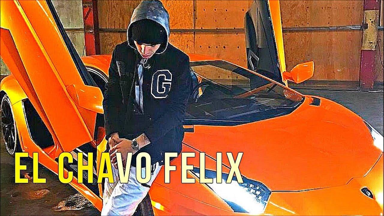 Los Nuevos Ilegales - El Chavo Felix (Estudio 2020)(Corridos 2020)
