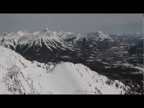 Skiing at Fernie Alpine Resort