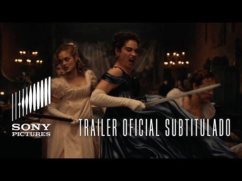 ORGULLO, PREJUICIO Y ZOMBIES   Trailer subtitulado (HD)