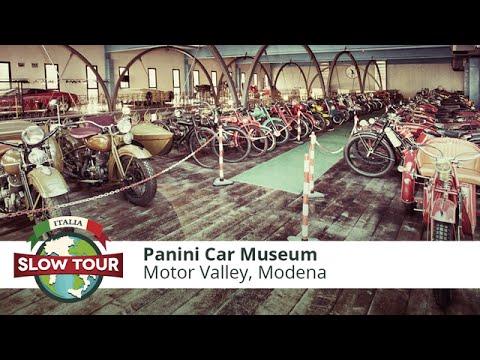 Vintage cars passion: The Panini Museum, Modena | Italia Slow Tour |