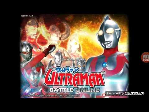 Ultraman Battle Online Part 1 Youtube