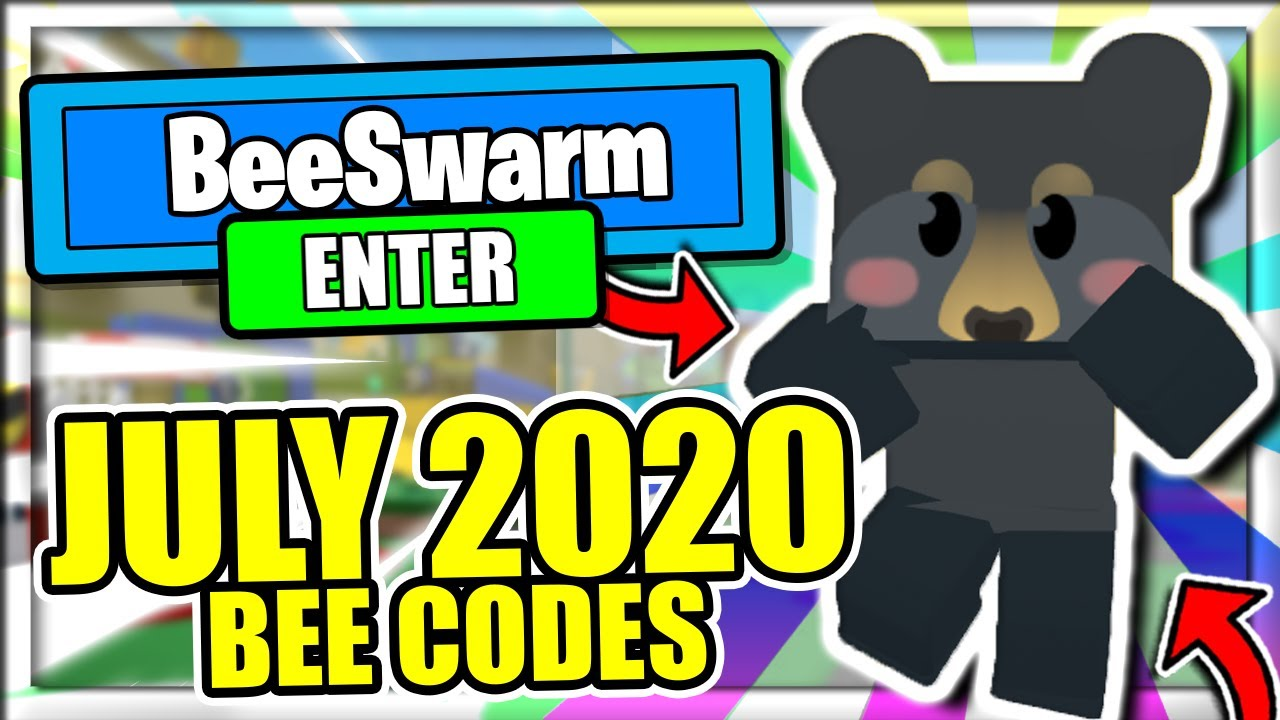 (JULY 2020) ALL *NEW* SECRET OP WORKING CODES! Roblox Bee ...