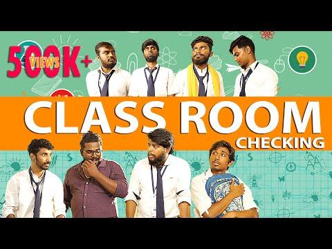 CLASS ROOM CHECKING | School Life | Veyilon Entertainment