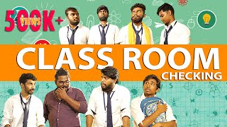 CLASS ROOM CHECKING | School Life | Veyilon Entertainment