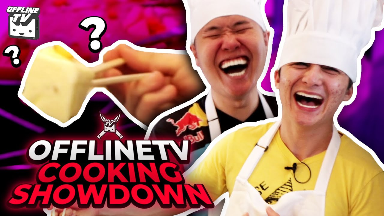 Download HE PUT WHAT IN THE FOOD? - OFFLINETV COOKING SHOWDOWN