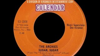 The Archies ~ Sugar Sugar 1969 Bubblegum Purrfection Version