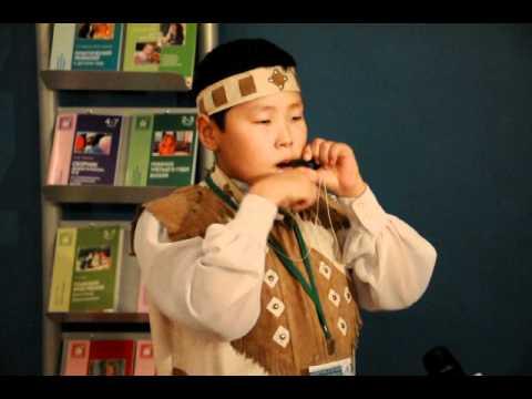 Якутский хомус - шедевр наследия человечества - YouTube