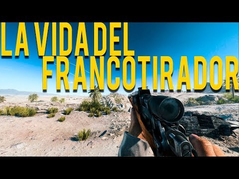 LA VIDA DEL FRANCOTIRADOR (Battlefield V)
