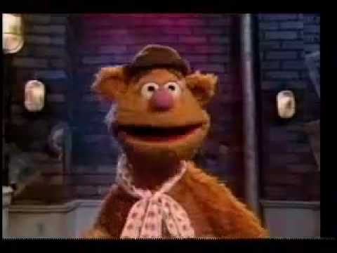 Hey! You're as Funny as Fozzie Bear
