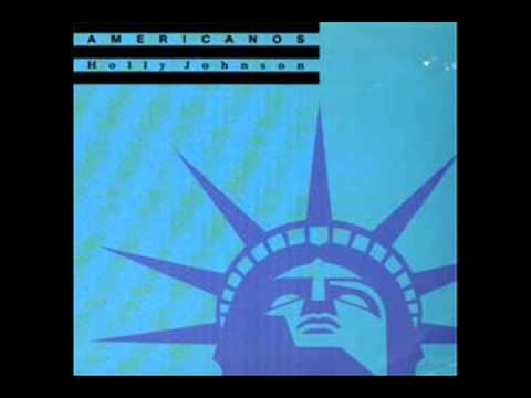 HOLLY JOHNSON   -   Americanos (Extended)