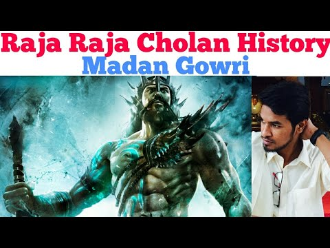 Raja Raja Cholan | History | Madan Gowri | Tamil | MG