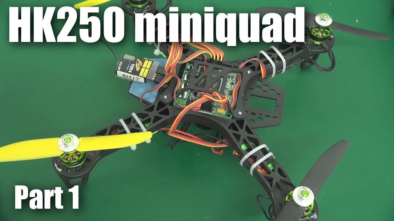 Hobbyking 250 Mini Racing Quadcopter