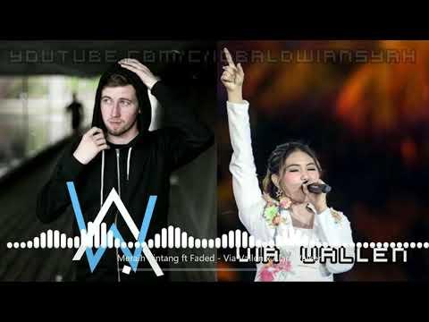 Alan walker faded vs via vallen remix