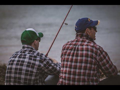 Fishing at Fanny's cove