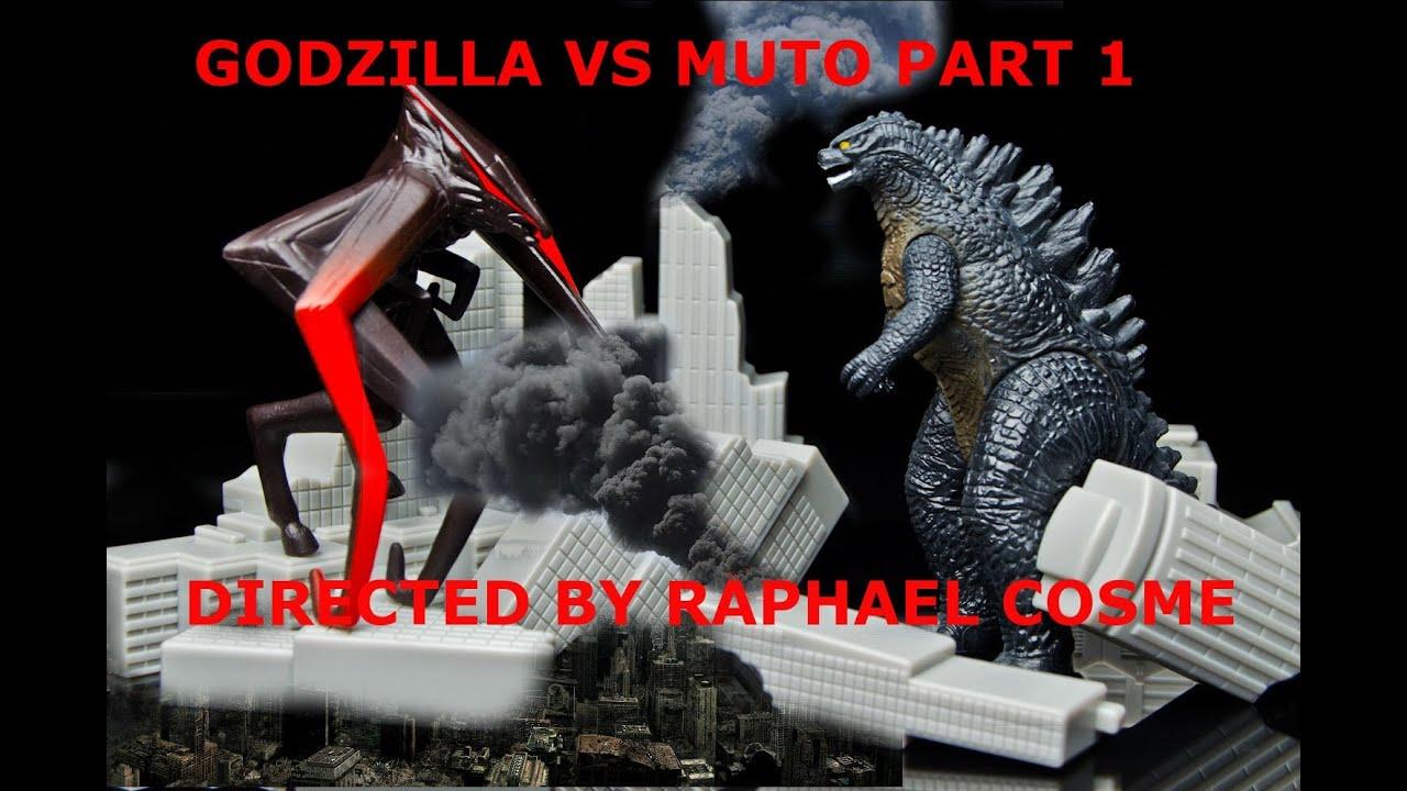 Godzilla VS ... Godzilla Vs Muto Toy