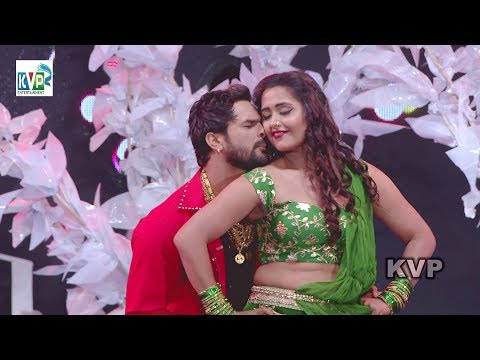 #Bhojpuri Award Show 2018 #Khesari Lal #Kajal Raghwani Live Dance HD Video