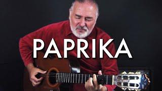 Paprika - Kenshi Yonezu (米津玄師) - fingerstyle guitar cover