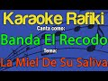 Download Banda El Recodo - La Miel De Su Saliva Karaoke Demo MP3 song and Music Video