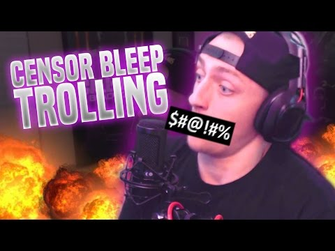 Censor Bleep And Voicemail Trolling on Xbox Live!