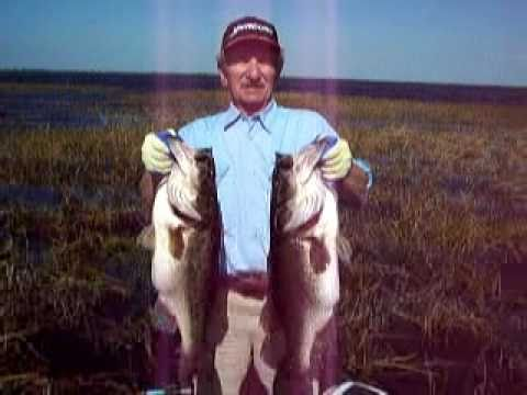 Art of Fishing Guide Service-Kissimmee Lake Bass Fishing