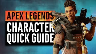 Apex Legends | Character Guide (who should you pick)