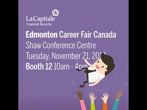 Job Fair Edmonton November 2017