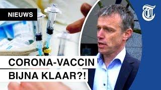 Gaat dit Nederlandse vaccin de wereld redden?
