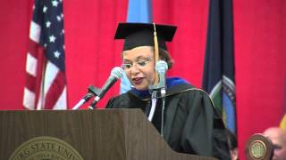 SP 2013 Graduation Ceremony - Address by Regent Mildred Edwards