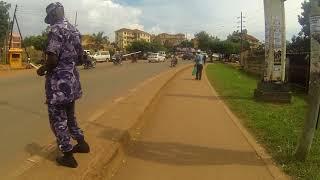 Walking In Kansanga - Near Kampala International University