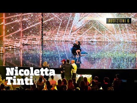 Nicoletta, il Golden Buzzer di Nina Zilli