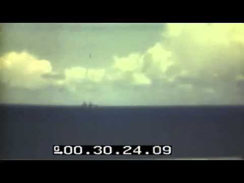 USS Louisville (CA-28) Bombardment Of Saipan: Ships Off Saipan (full)