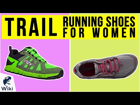 10 Best Trail Running Shoes For Women 2020