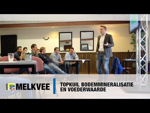 'Beste presterende bedrijven ook hogere pH en organische stof in bodem' - www.melkvee.nl