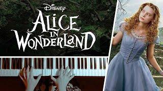 Download Alice's Theme - Tim Burton's Alice in Wonderland || PIANO COVER Mp3 and Videos