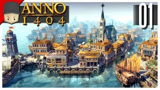 Anno 1404 Venice - Ep.01 : Oldie But Goldie!