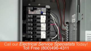 resetting circuit breakers with no short on the circuit