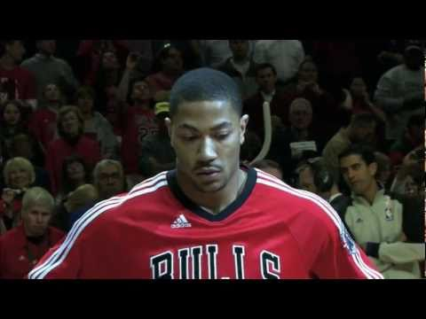 Derrick Rose- Flight School - (Superstar Series)